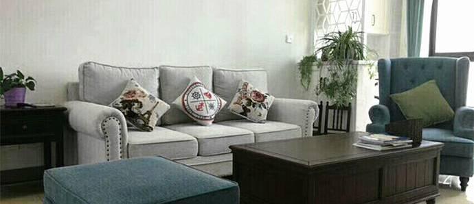 【实景案例】世家英伦118㎡三居室,清新明朗,好看到没朋友~